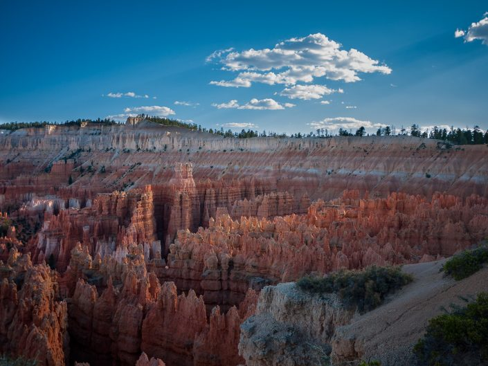 The Amphitheater Bryce Canyon National Park, Utah