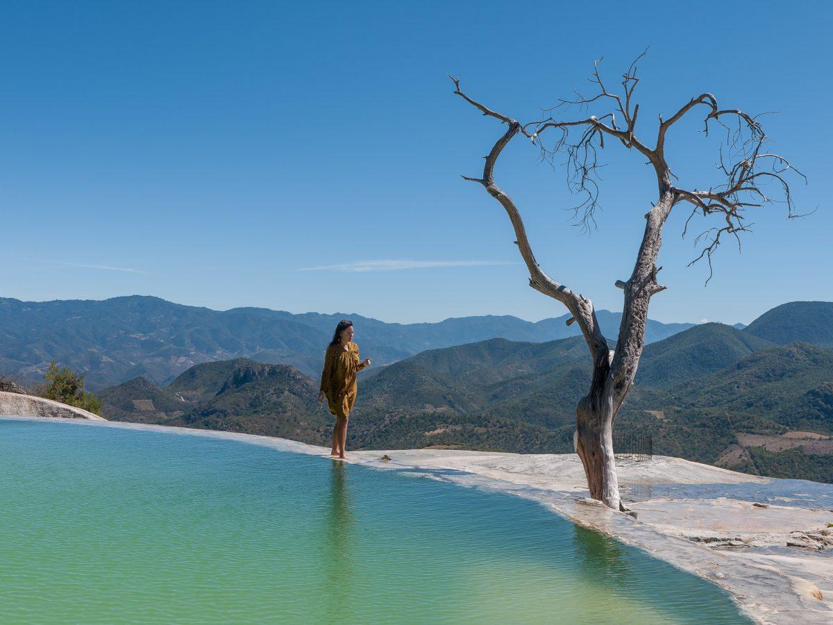Hierve El Agua | TOP TRAVEL SPOT