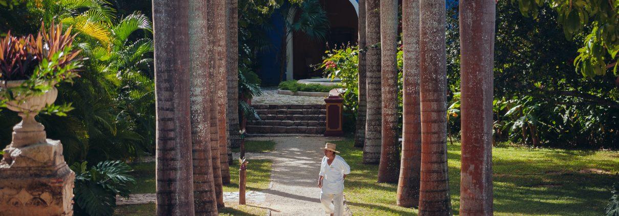 Hacienda San Jose Cholul, Yucatan, Mexico