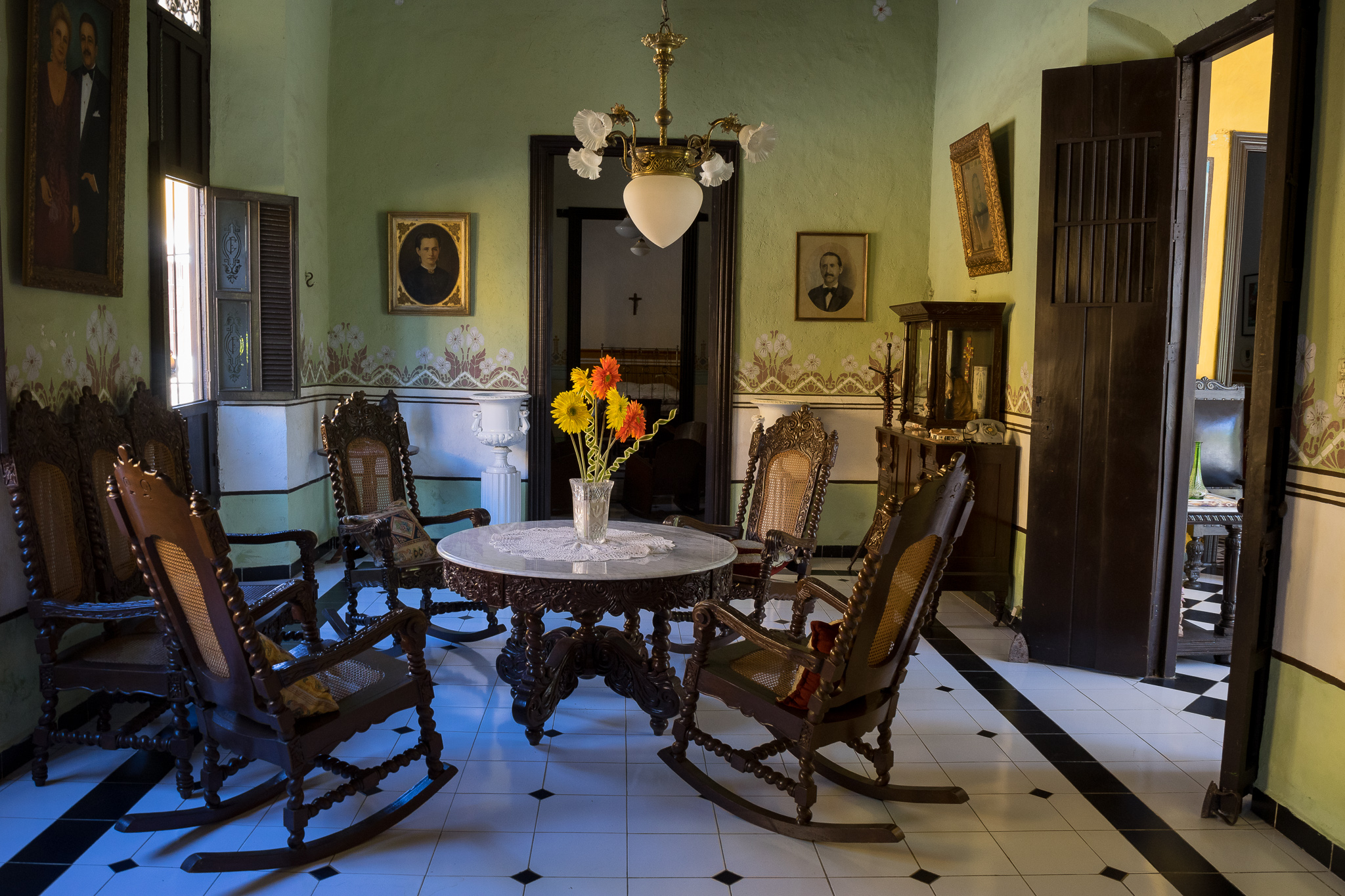 Old Mansion,Izamal