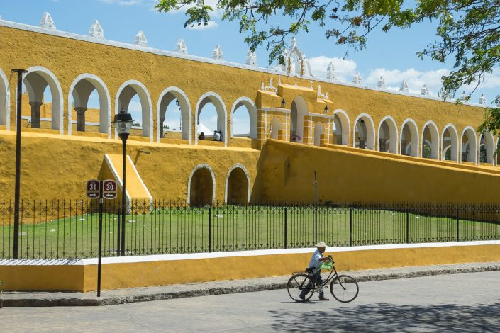 Bicycle, Izamal