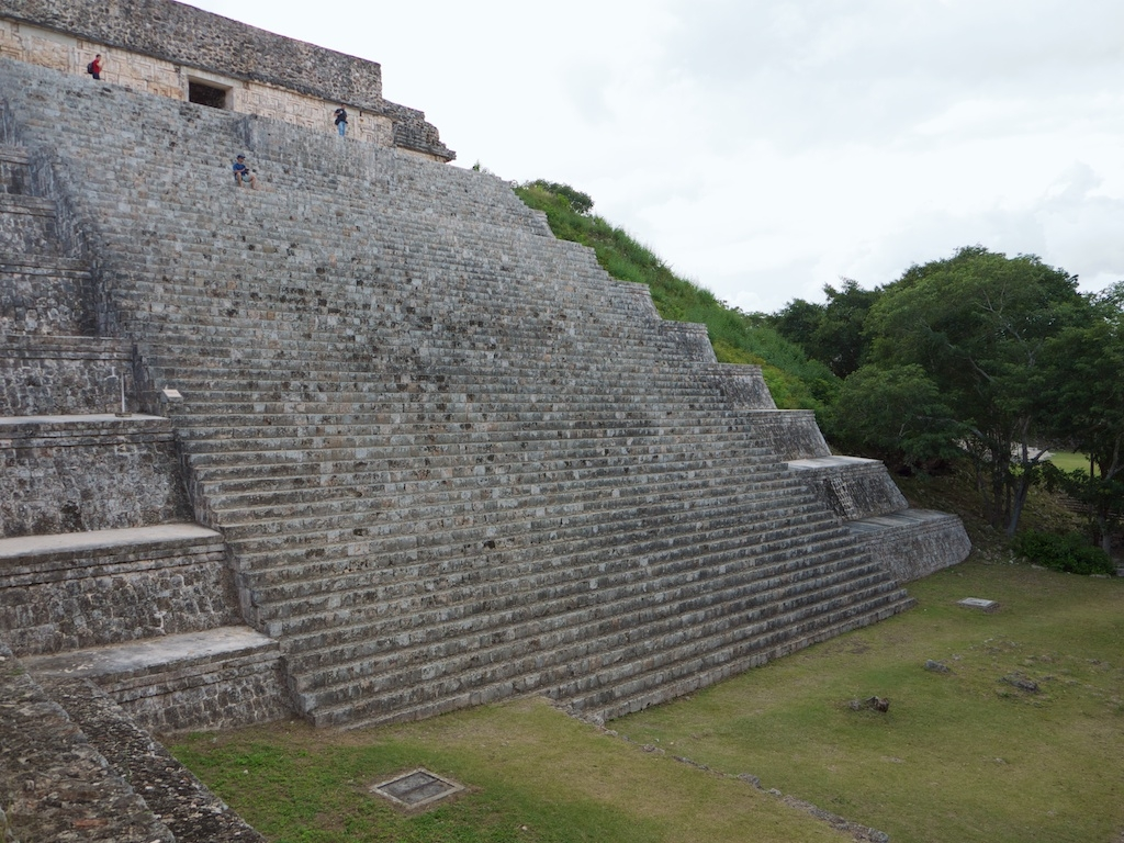 Uxmal, Great Pyramid