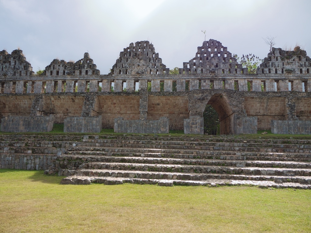 Uxmal, House of Doves