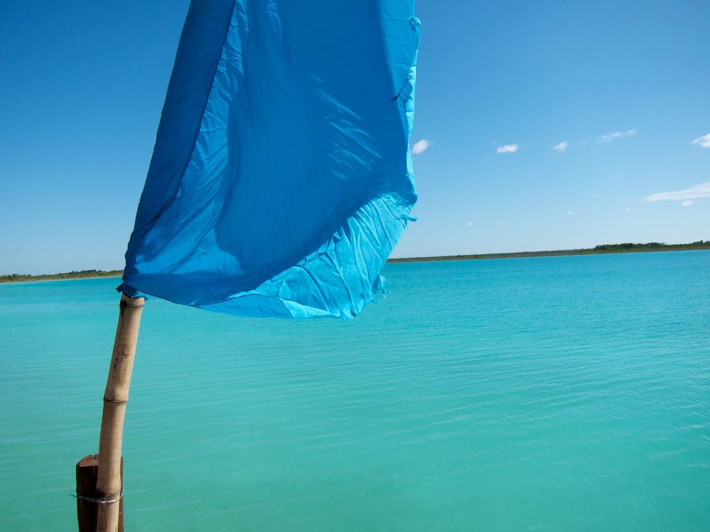 Bacalar Flag