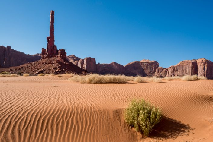 The Totem, Monument Valley