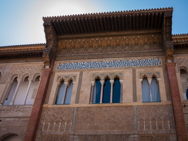 Alcazar, Palacio del Rey Don Pedro, Sevilla