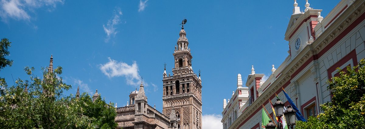 Sevilla, Giralda and Cathedral