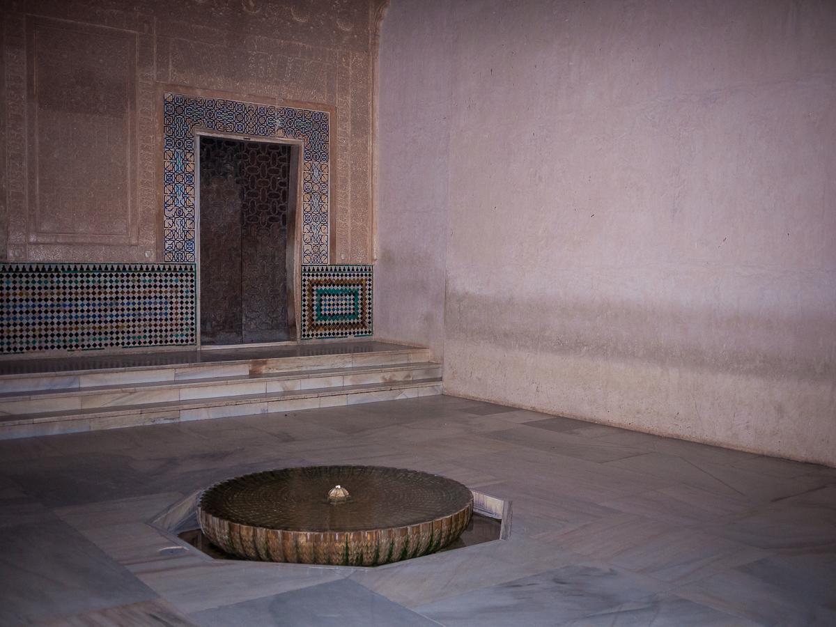 The Alhambra complex, Granada.  TOP TRAVEL SPOT