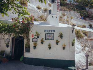 Cuevas de Sacromonte, Granada
