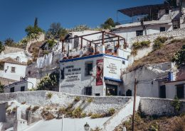 Cuevas de Sacromonte-Granada