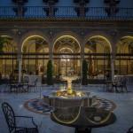 Patio Hotel Alfonso XIII, Sevilla