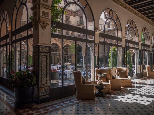 Gallery Hotel Alfonso XIII, Sevilla