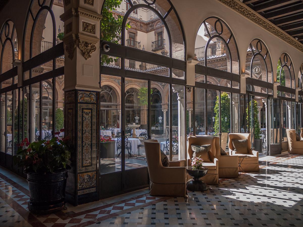 Hotel alfonso xiii sevilla top travel spot - Hotel alfonso xii sevilla ...