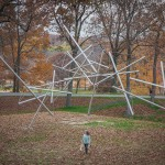 Free Ride Home, Kenneth Snelson, Storm King