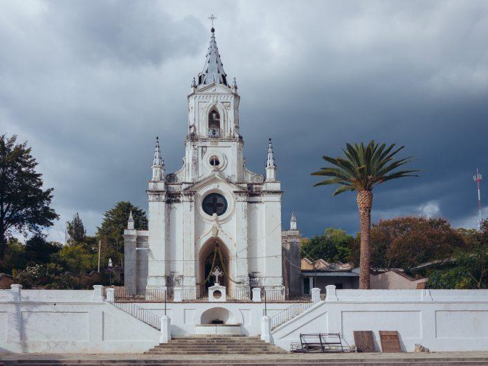 Iglesia de San Agustin Etla