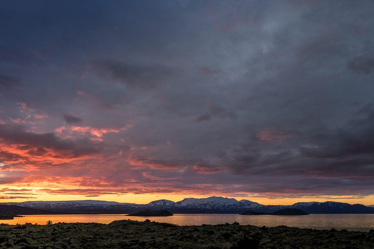 Thingvallavatn, Thingvellir national park, Iceland