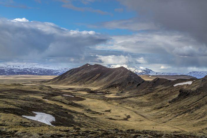 Views of Thingvellir National Park