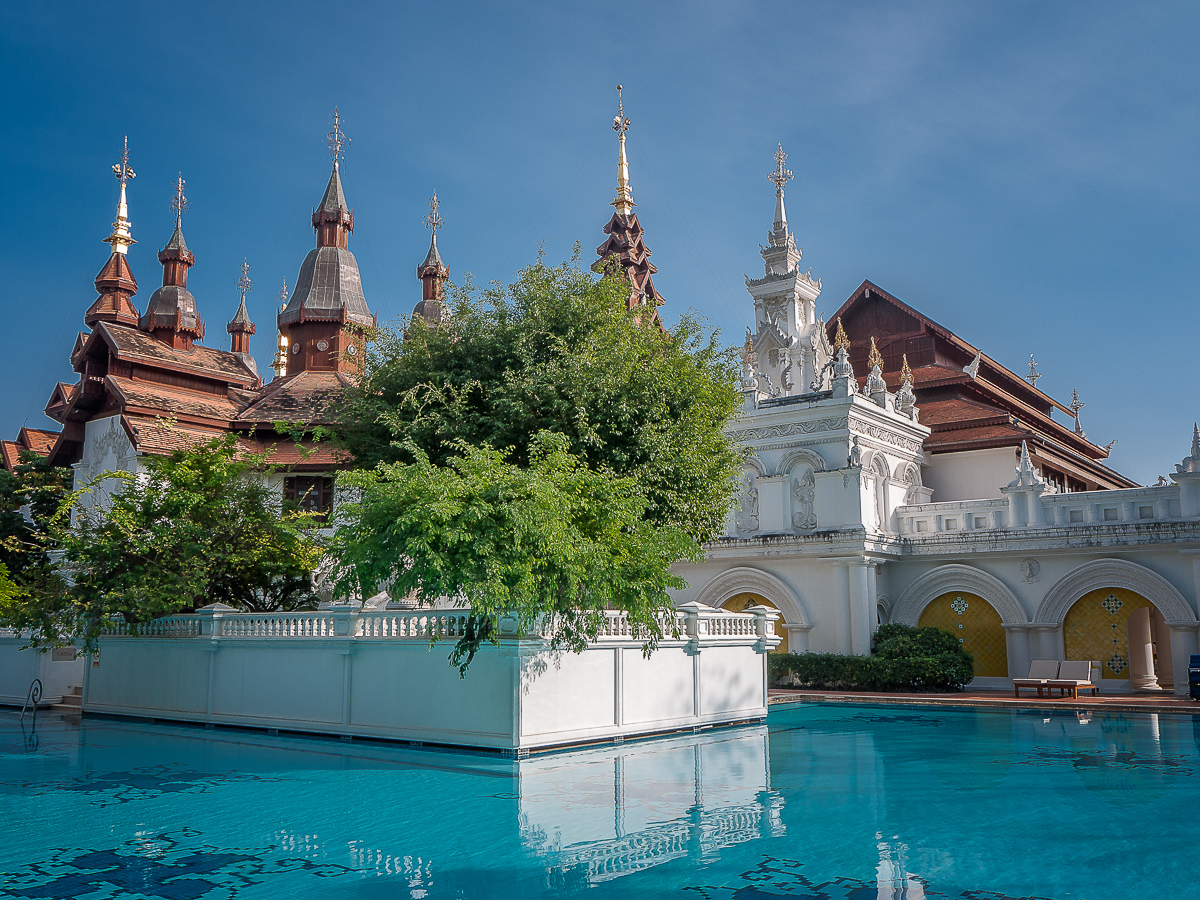 Dhara Dhevi-Chiang Mai