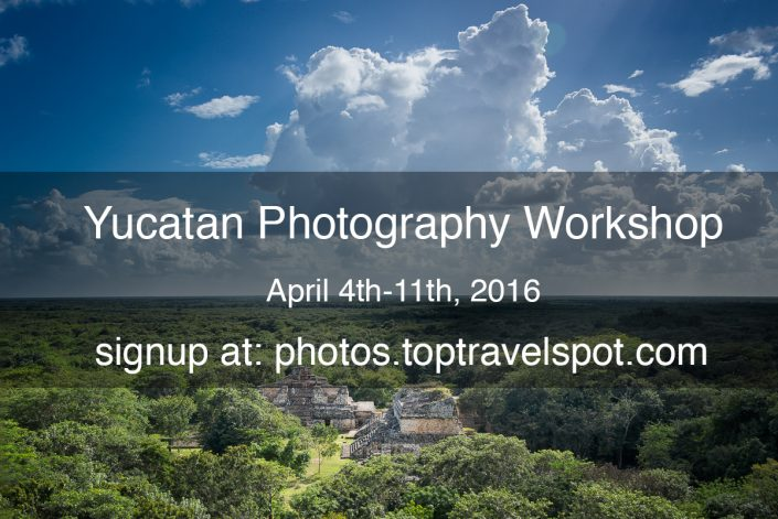 Yucatan Photography Workshop