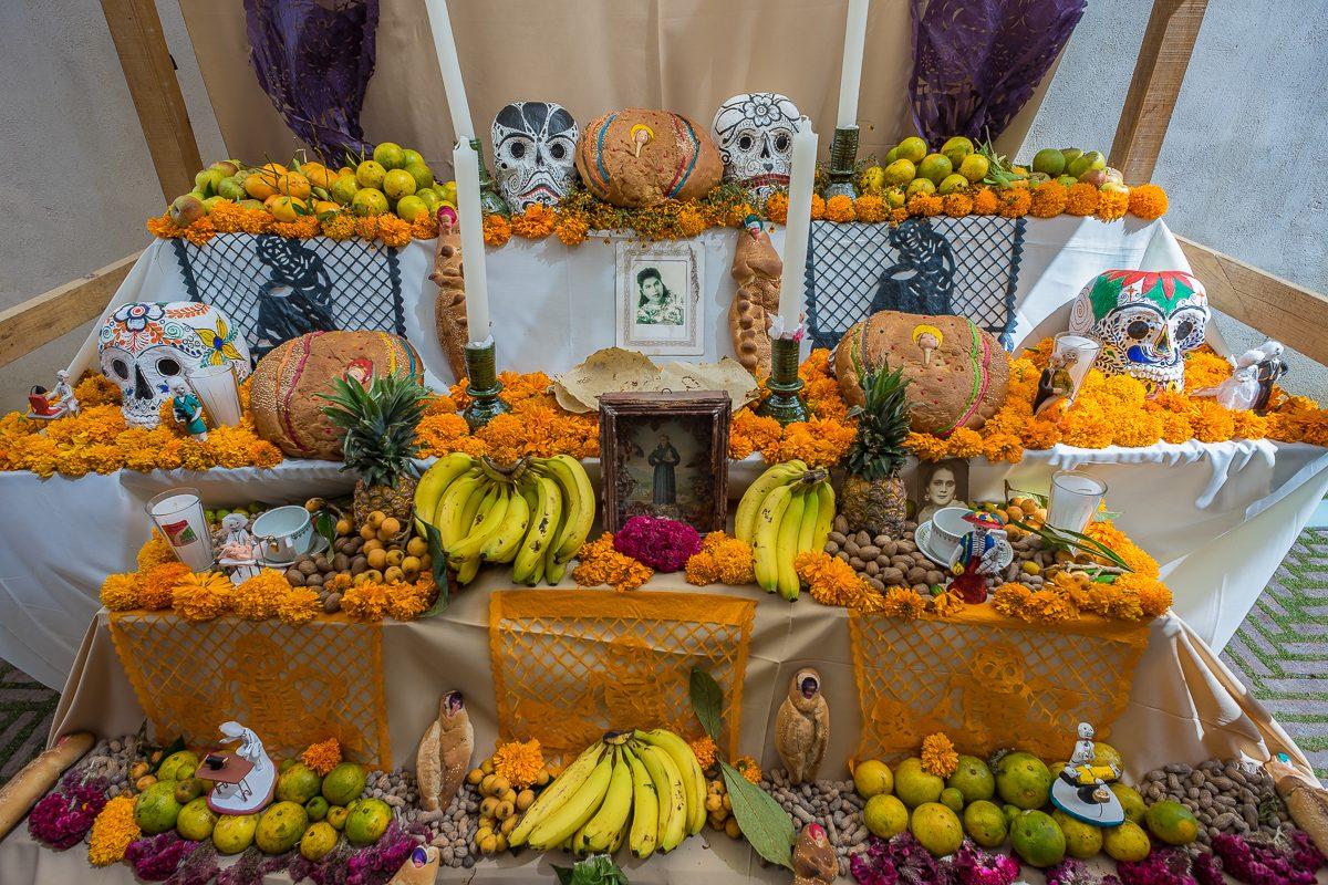 Dia De Muertos In Oaxaca