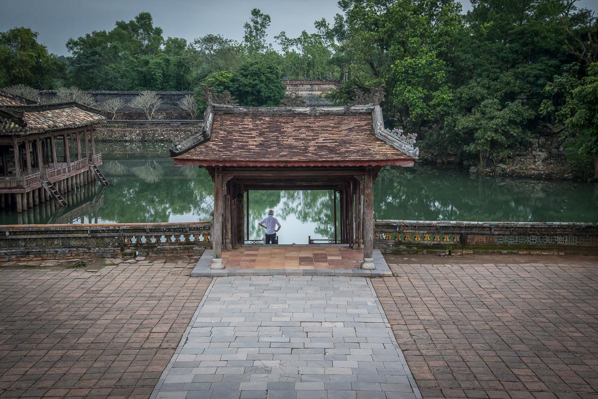 Tu Duc Tomb complex, Hue
