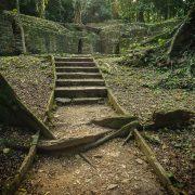 The ruins of Palenque, Chiapas, Mexico